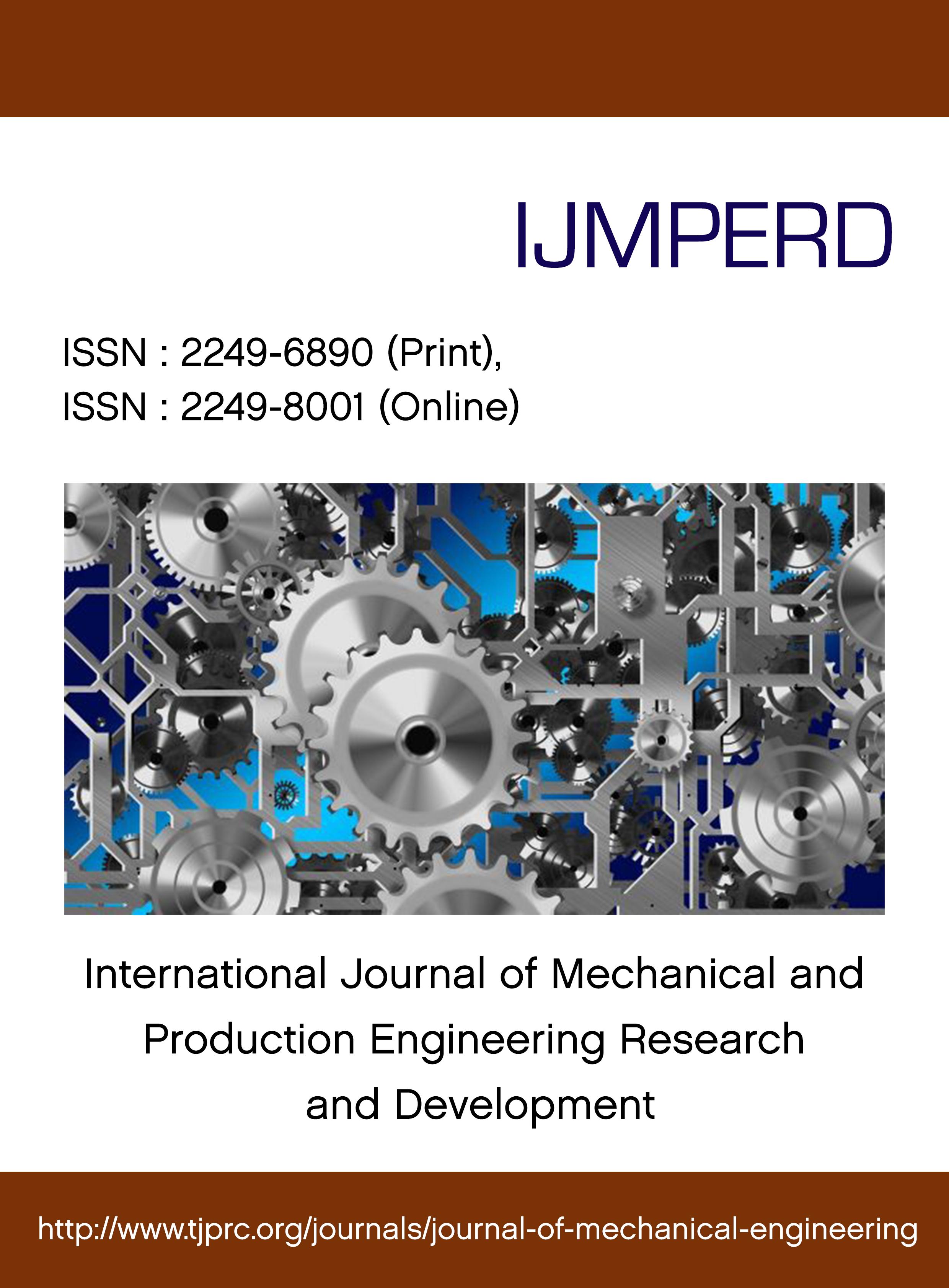 Journal Publications | Journal Lists - ICIRST 2021